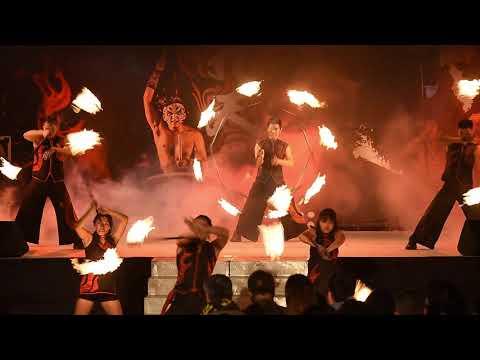 2020/1/4 台灣的火舞~天公壇~Coming True Fire Group 即將成真火舞團~高鈺婷