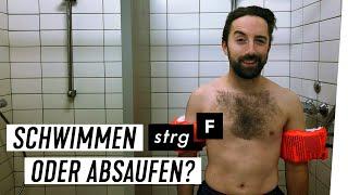 Schlechte Schwimmer – Warum es immer mehr davon gibt | STRG_F