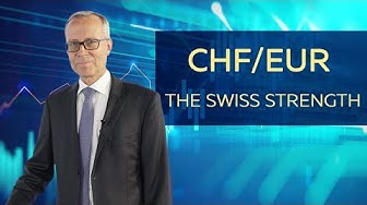 CHF/EUR The Swiss Currency Strength