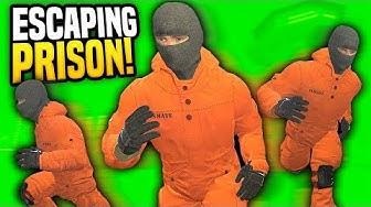 ESCAPING THE PRISON - Pavlov VR Jailbreak (Funny Moments)