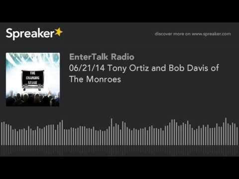 06/21/14 Tony Ortiz and Bob Davis of The Monroes