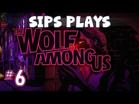 The Wolf Among Us (Episode 1) - Part 6 - Exciting Conclusion (Final)
