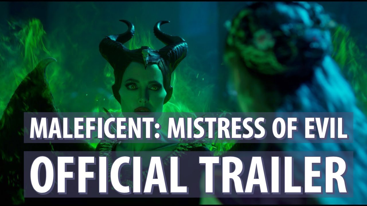 Disney Releases Triptych Poster For Maleficent Mistress Of Evil