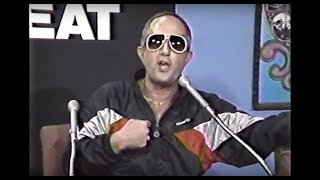 WALLY GEORGE HOT SEAT : The Jim Myers VHS Chronicles Pt. 5