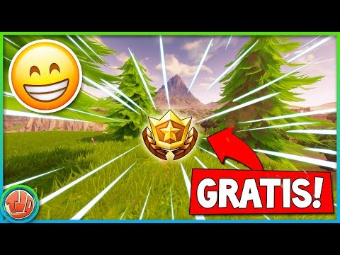 GRATIS WEEK 3 TIER *GEVONDEN*! - Fortnite: Battle Royale