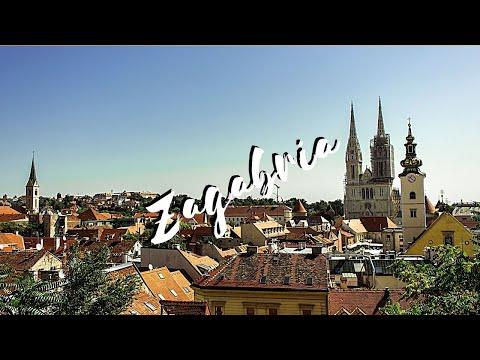 Zagabria 🇭🇷 (prima parte) - #tour