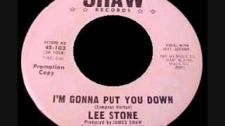 Lee Stone - I