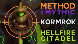 Method vs Kormrok Mythic