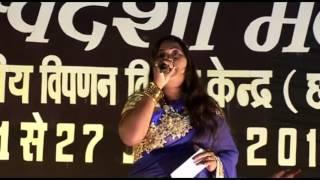 Ae Rang Rasiya Jodidar - Chhattisgarhi Folk Song At Swadeshi Mela Raipur Chhattisgarh