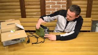 Eltos сварочный аппарат ИСА 300 N mini обзор 3-х платный инвертор с IGBT технологией
