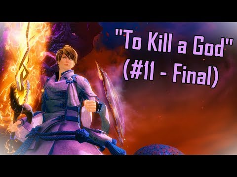 "Guild Wars 2: Path of Fire - ""To Kill a God"" Full Walkthrough (#11 - Final)"