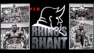 Rhino's Rhant #18 - Hormone Replacement Therapy