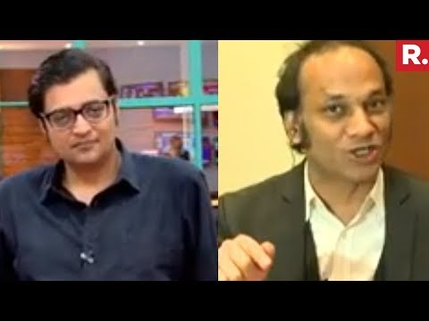 Arnab Goswami Vs Nirav Modi's Lawyer Vijay Agarwal | Nirav Modi Scam