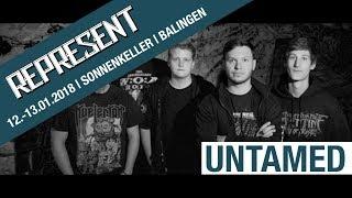 REPRESENT-TV | Balingen | 2018 | Bandvorstellung | Untamed
