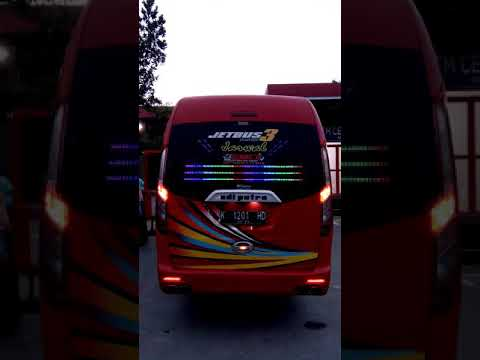 Tail Lamp Elf Jetbus 3 By Adiputro