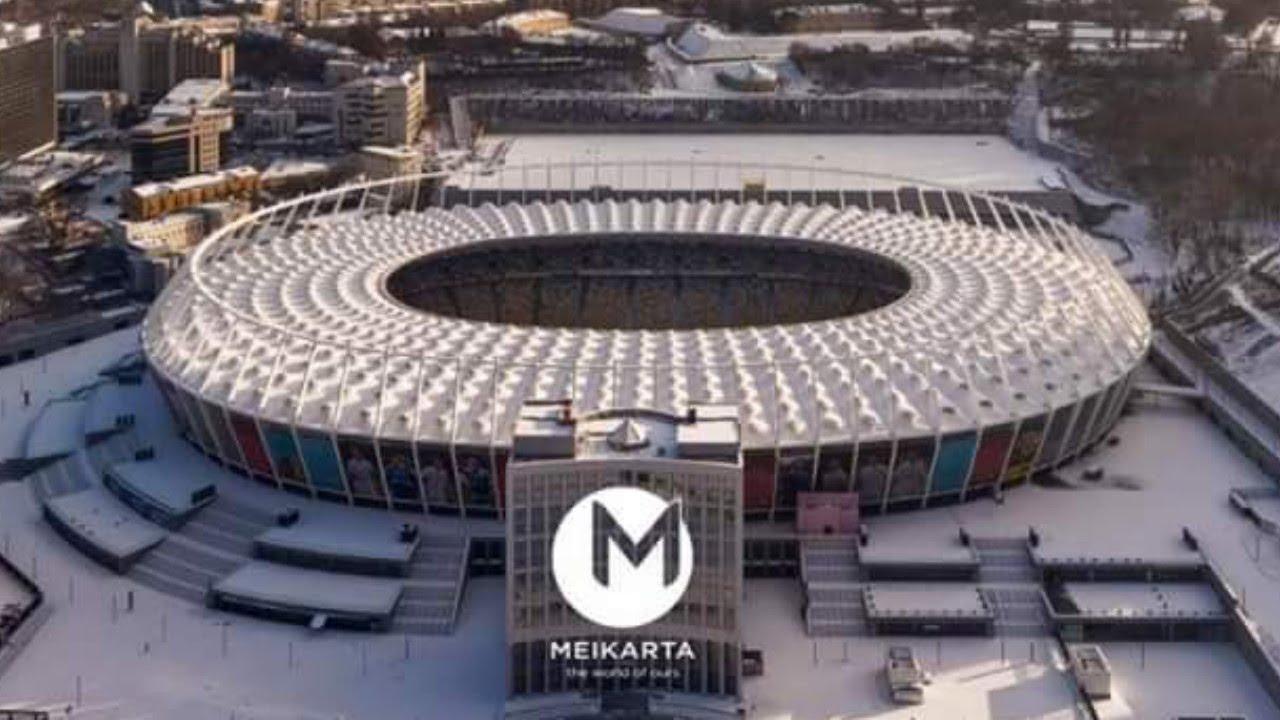 Jakarta International Stadium Image: International Olympic Center Stadium