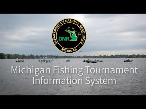 Michigan Fishing Tournament Information System