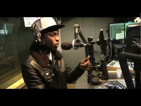 JME versus 96 BARS OF REVENGE LIVE ON KISS - Logan Sama 16th Jan 2012