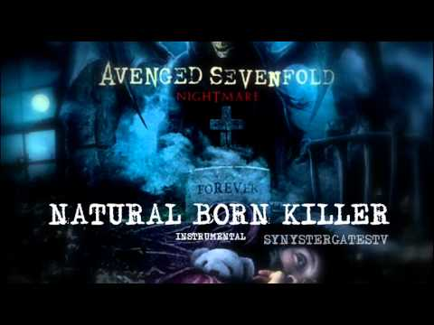 Avenged Sevenfold - Natural Born Killer (Official Instrumental)