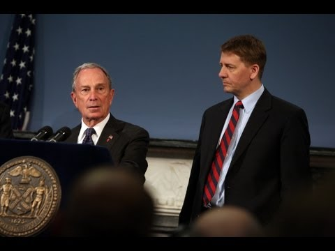 Mayor Bloomberg Announces Partnership with Federal Consumer Financial Protection Bureau