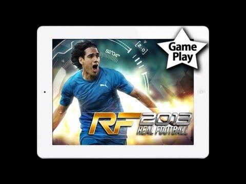 REAL FOOTBALL 2013 para iPhone/iPad/iPod Touch - PLAY JUEGO