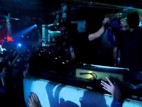 Swedish House Mafia Pacha Closing Party - Louder Than Words (David Guetta & Afrojack) Part 1