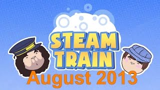 Best of Steam Train - August 2013