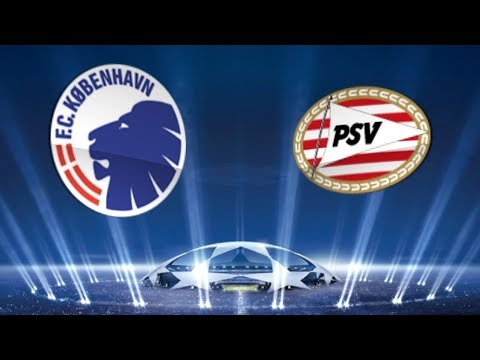 COPENHAGEN vs PSV | UEFA CHAMPIONS LEAGUE | GROUP F | ROUND 5