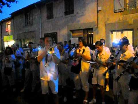 """Les Moustoussades 2012 - Delirium Tremens Band """"Bruxelles"""" [Sam. 23 Juin 12]"""