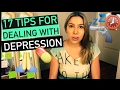 HOW TO GET OUT OF DEPRESSION! {When You Don't Have Medication}