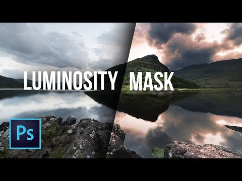 A Simple But Effective Way to Create Luminosity Masks in Photoshop