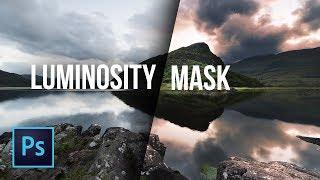 Eine Einfache, Aber Effektive Möglichkeit zum Erstellen von Luminosity Masken in Photoshop