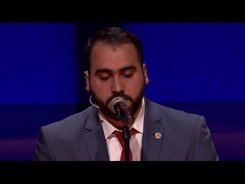 Ömer Faruk Mahmutoğlu - Lokman (31-34) Kur'an-ı Kerim'i Güzel Okuma Yarışması