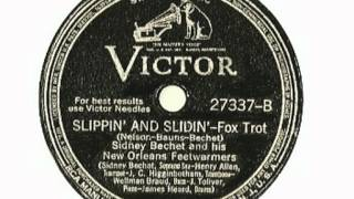 Henry Red Allen Docu 5.08 1941 Sidney Bechet - Égyptian Fantasy BBC John Chilton