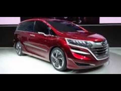 2016 Honda Odyssey Concept Pic Slide Show Review Price Specs Complete
