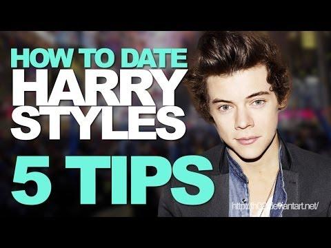 HOW TO DATE HARRY STYLES   5 TIPS   #DearHunter