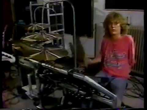Def Leppard Armageddon It (live) 1987