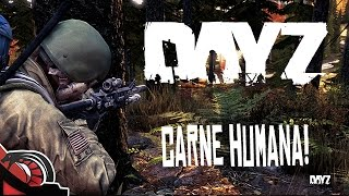 CARNE HUMANA | DayZ Standalone - Streaming [Ninja ON]