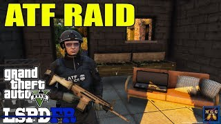 Early Morning ATF Agent Patrol | GTA 5 LSPDFR Episode 403