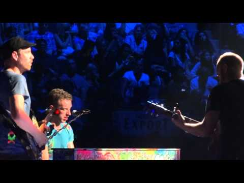 Coldplay Warning Sign Live Montreal 2012 HD 1080P