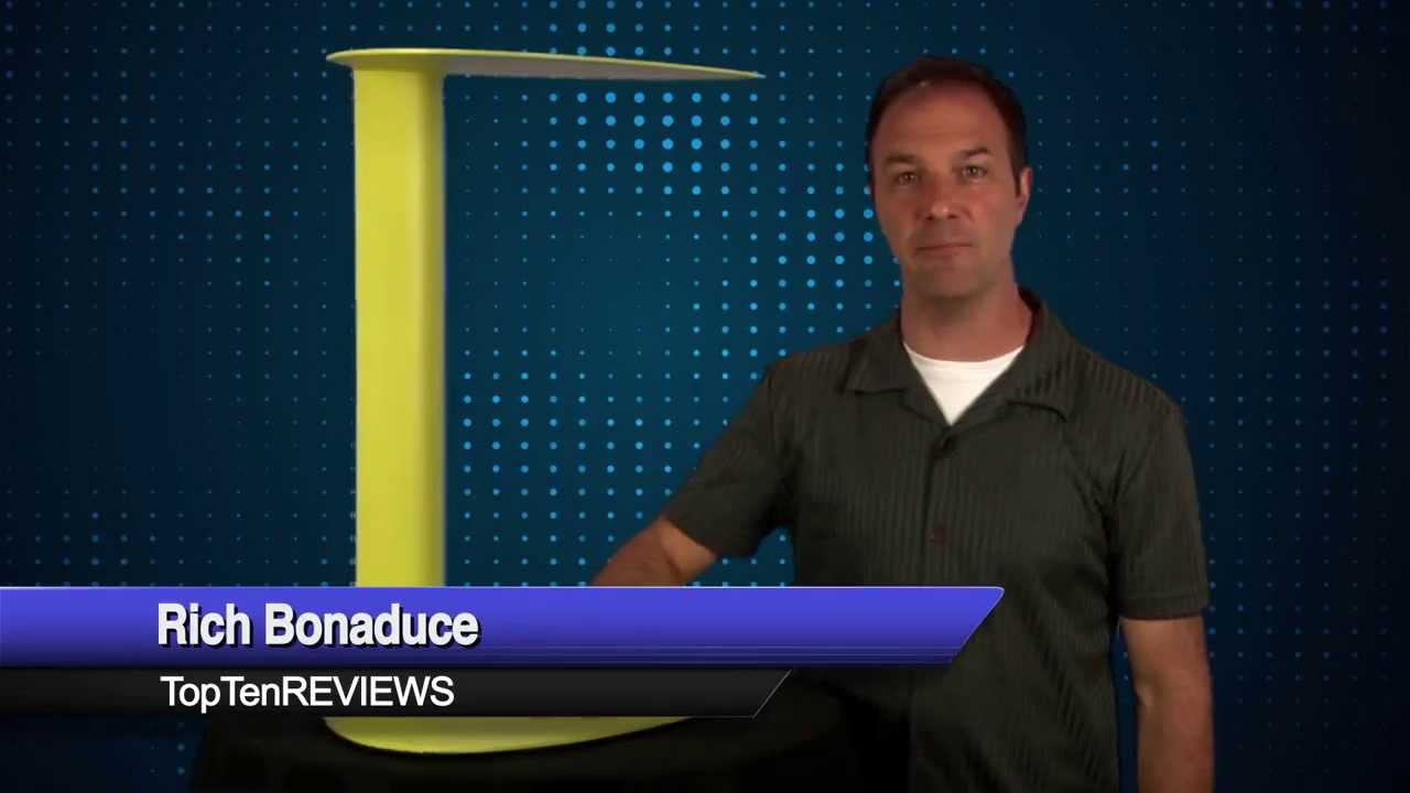 BDI Bink Mobile Media Table Review By Toptenreviews YouTube - Bink mobile media table