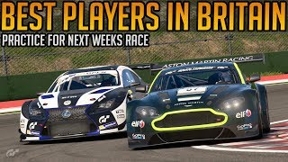 Gran Turismo Sport: Best Players in Britain - Practice Session
