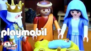 Playmobil Christmas Nativity and 3 Wisemen!