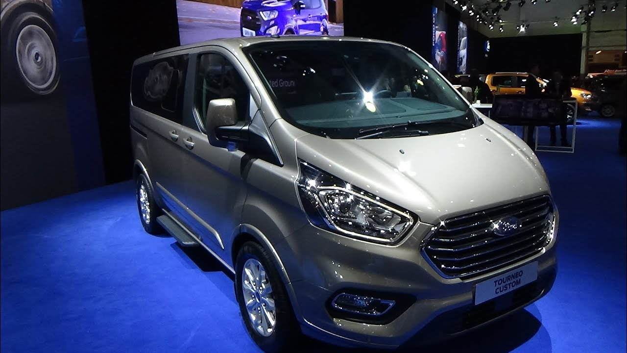 2018 Ford Tourneo Custom MCA - Exterior and Interior - Auto Show Brussels 2018 - YouTube
