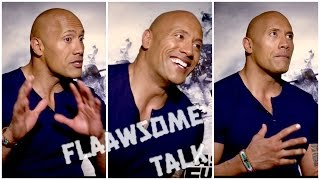 This is WHY and WHEN THE ROCK decided to become FAMOUS!  (Dwayne Johnson)