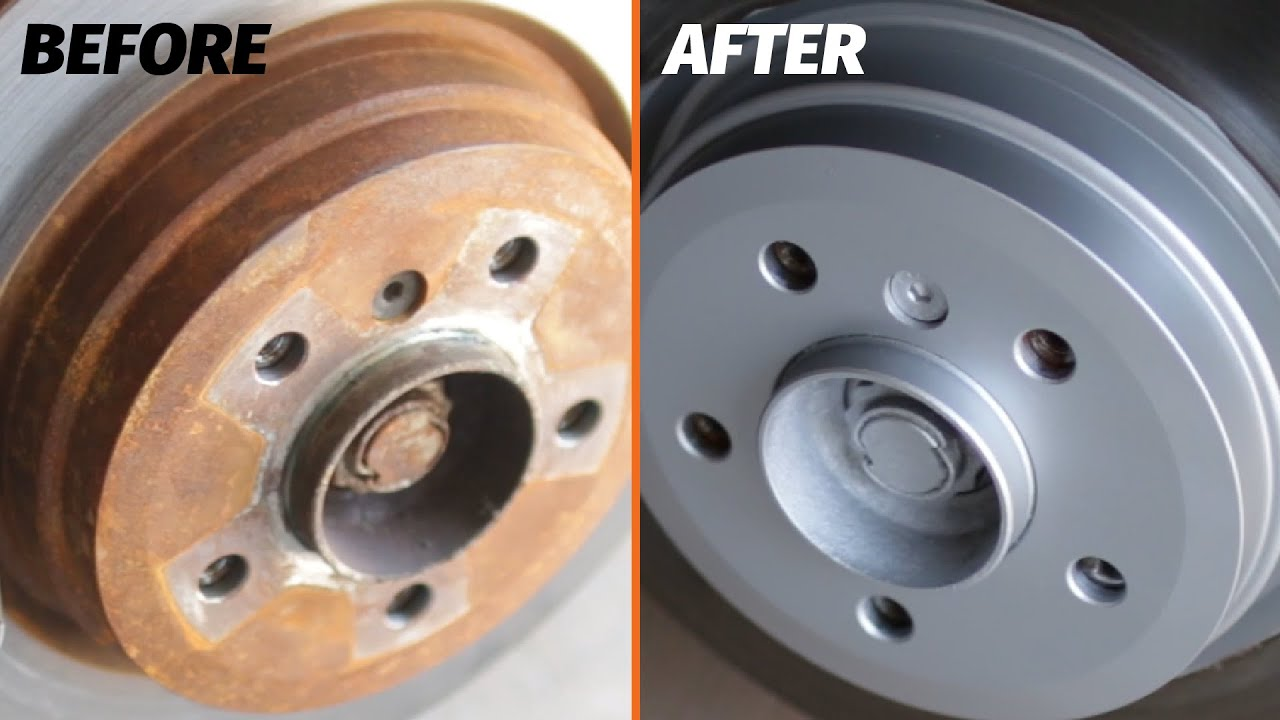 Paint For Car Brake Drums