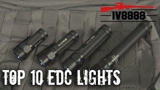 Top 10 EDC Flashlights(, 2016-12-06T15:49:11.000Z)
