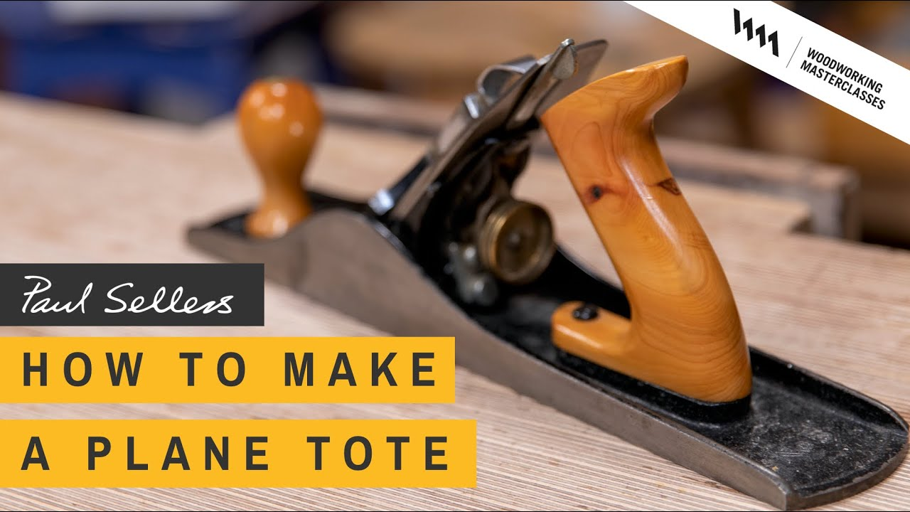 How to make a Plane Tote | Paul Sellers