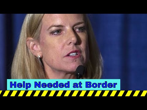 DHS Chief: Send Civilian Police to Border