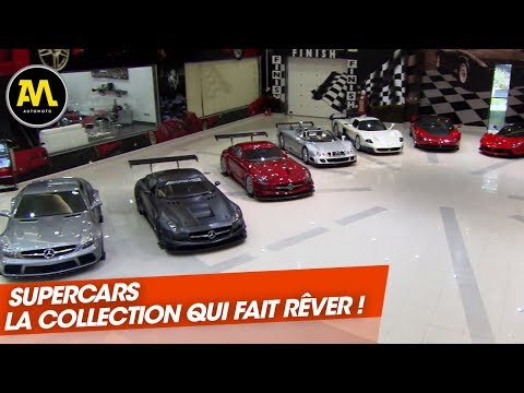La plus belle collection de supercars au monde !